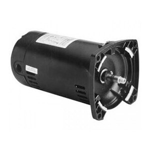 A.O. Smith Replacement Square Flange Motor 1HP Full-Rated Single-Speed