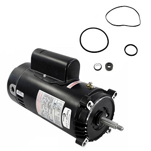Hayward Super II 2HP SP3015X20AZ Replacement Motor Kit AO Smith UST1202 w/ GO-KIT-2