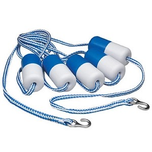 Puri Tech Rope Float Kit 16' w/ Floats and Hooks