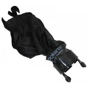 Polaris OEM K18 Swimming Pool Cleaner 280 3900 Black Max Sand Silt Bag K-18