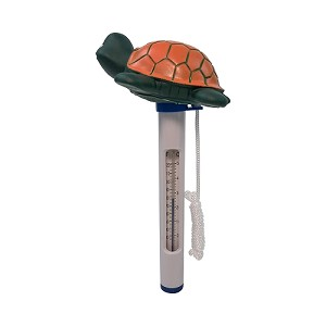 Puri Tech Cute Turtle Floating Thermometer