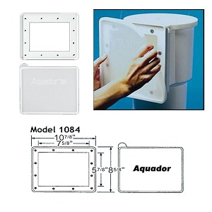 Aquador Winter Skimmer Plate for SP1084