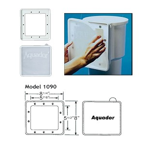 Aquador Winter Skimmer Plate for Standard Skimmers