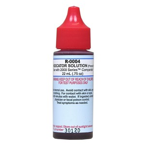 Taylor Technologies R-0004 pH Indicator Phenol Red (2000 Series) Reagent .75 oz