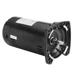 A.O. Smith Replacement Square Flange Motor 1HP Up-Rated Single-Speed