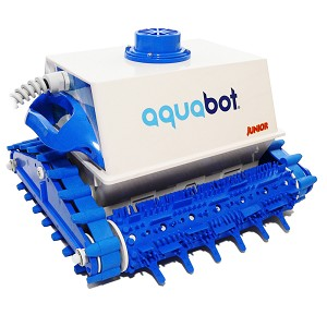 Aquabot Jr. Inground Robotic Pool Cleaner