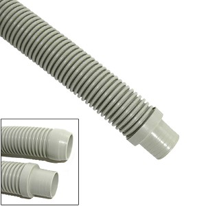"Pool Cleaner Suction Hose 48"" Light Grey"