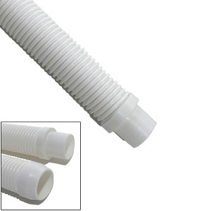 "Pool Cleaner Suction Hose 48"" White"