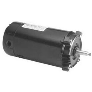 A.O. Smith Replacement C-Face Motor 1HP Up-Rated Single-Speed